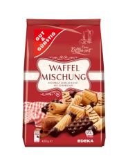 Sušenky směs G&G waffel - sladký mix / 400g