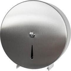 Zásobník na toaletní papír Jumbo PrimaSOFT NEREZ - 225 x 225 x 130 mm