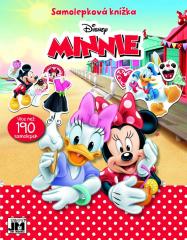 Samolepková knížka - Minnie