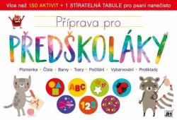 JIRI MODELS Pracovní knížka - Příprava pro předškoláky
