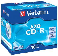 CD Verbatim - CD - R v krabičce standard