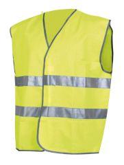 Reflexní vesta - žlutá
