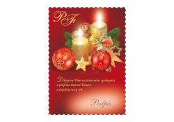 kartička PF 024 (50ks) 1240617