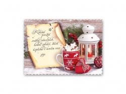 kartička PF 041 (50ks) 1240783