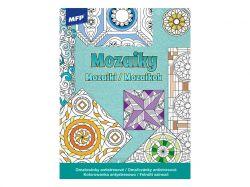 omalovánky antistresové Mozaiky 3 210x275/32s 5301020