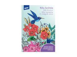 omalovánky antistresové Síla Květin 210x296/32s 5301045