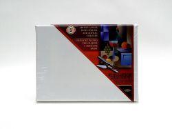 Dřevěný rám s plátnem 18 x 24 cm