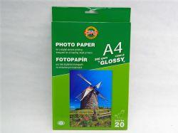 Fotopapír 9757/LESKLÝ 200g A4