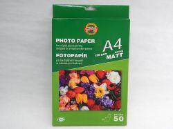 Fotopapír 9757/MATNÝ 120g A4